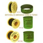 Mitchell's Emery Cords & Tapes