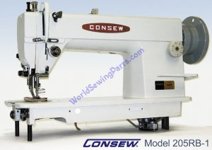 Consew 205RB-1 Industrial Walking Foot [205RB-1] : Sewing